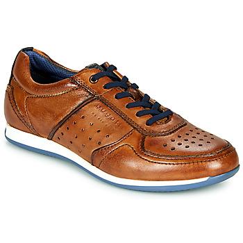Schuhe Herren Sneaker Low Bugatti TOMEO Braun