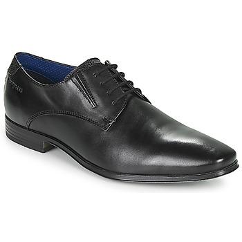 Schuhe Herren Derby-Schuhe Bugatti MORINO Schwarz