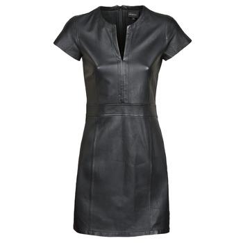Kleidung Damen Kurze Kleider Oakwood PLEASE Schwarz