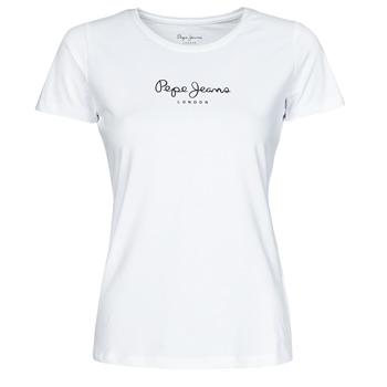 Kleidung Damen T-Shirts Pepe jeans NEW VIRGINIA Weiss