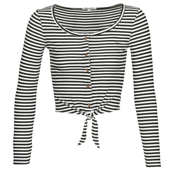 Kleidung Damen Tops / Blusen Pepe jeans FALBALA Schwarz