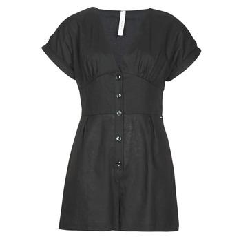 Kleidung Damen Overalls / Latzhosen Pepe jeans SHERGIA Schwarz