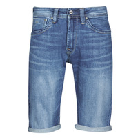 Kleidung Herren Shorts / Bermudas Pepe jeans CASH Blau