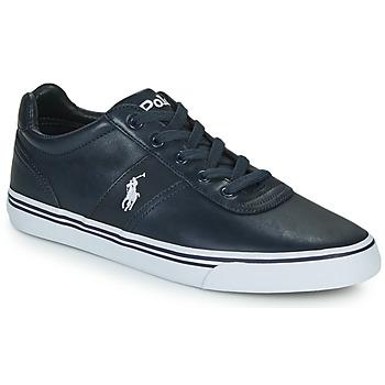 Schuhe Herren Sneaker Low Polo Ralph Lauren HANFORD-SNEAKERS-VULC Marine