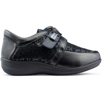 Schuhe Damen Derby-Schuhe & Richelieu Calzamedi VERSTELLBARE -SCHUHE SCHWARZ