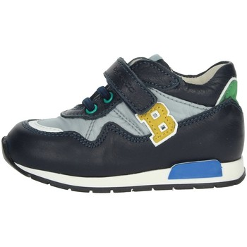 Schuhe Jungen Sneaker Low Balducci CSPORT3750 Blau