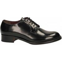 Schuhe Damen Derby-Schuhe Calpierre SPAZZOLATO CLIR BO nero