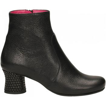 Schuhe Damen Ankle Boots Le Babe CUBA nero