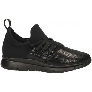 Schuhe Damen Sneaker Low Frau VIPSTAR nero