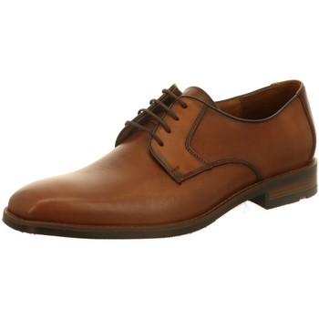 Schuhe Herren Derby-Schuhe Lloyd Business STUART braun