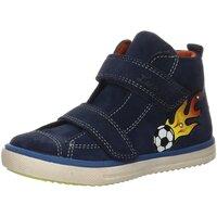 Schuhe Jungen Sneaker High Lurchi By Salamander Klettschuhe 331331122 M 3313311-22 blau