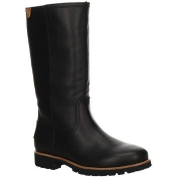 Schuhe Damen Klassische Stiefel Panama Jack Stiefel BAMBINA IGLOO TRAV B2 NEGRO schwarz