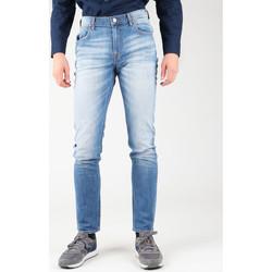 Kleidung Herren Slim Fit Jeans Lee Jeanshose  Arvin L732CDJX blau