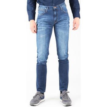 Kleidung Herren Slim Fit Jeans Lee Jeanshose  Arvin L732ASJO dunkelblau