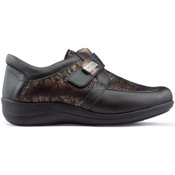 Schuhe Damen Derby-Schuhe & Richelieu Calzamedi VERSTELLBARE -SCHUHE BROWN