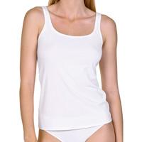 Unterwäsche Damen Unterhemden Lisca Tanktop Emma Weiß