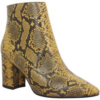Schuhe Damen Low Boots Impicci 126351 Gelb