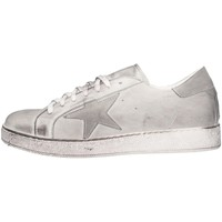 Schuhe Herren Sneaker Low Made In Italia TRI101 2 Sneaker Mann grau grau