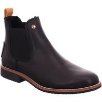 Schuhe Damen Low Boots Panama Jack Stiefeletten Giordana Igloo Travelling B1 - schwarz