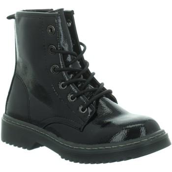 Schuhe Damen Boots Pep Step Stiefeletten 7923201,black 7923201 00001 schwarz