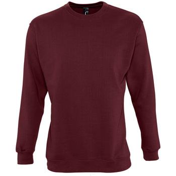 Kleidung Sweatshirts Sols NEW SUPREME COLORS DAY Violeta