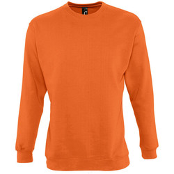 Kleidung Sweatshirts Sols NEW SUPREME COLORS DAY Naranja