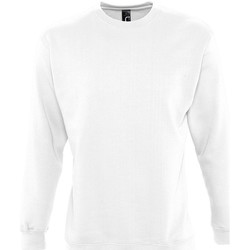 Kleidung Sweatshirts Sols NEW SUPREME COLORS DAY Blanco