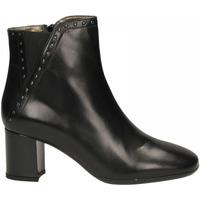 Schuhe Damen Derby-Schuhe Enval D DI 42973 - CAPRA SOFT nero