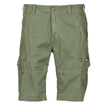 Kleidung Herren Shorts / Bermudas Superdry CORE CARGO SHORTS Olive