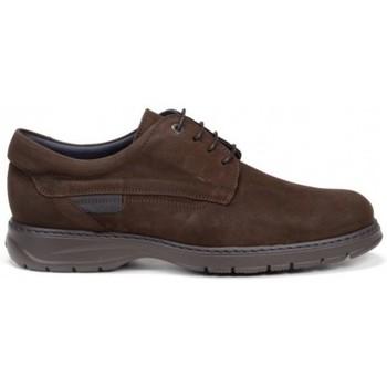 Schuhe Herren Derby-Schuhe Fluchos 24 Hrs mod.8657 Braun