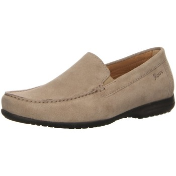 Schuhe Herren Slipper Sioux Slipper Gion-XL 34647 beige