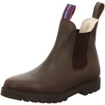Schuhe Damen Boots Blue Heeler Stiefeletten Jackaroo Jacharoo 101BNL braun