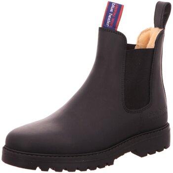 Schuhe Damen Boots Blue Heeler Jackaroo Jackaroo 100BKL schwarz