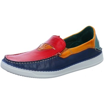 Schuhe Herren Slipper Galizio Torresi Slipper 110880. V 17088 rot