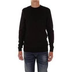 Kleidung Herren Pullover Selected 16068518 schwarz
