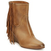 Schuhe Damen Low Boots JFK ALEX HI Camel