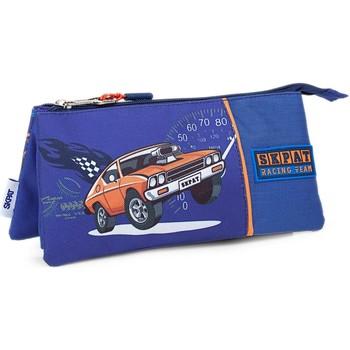 Taschen Jungen Kosmetiktasche Skpat Racing Blau