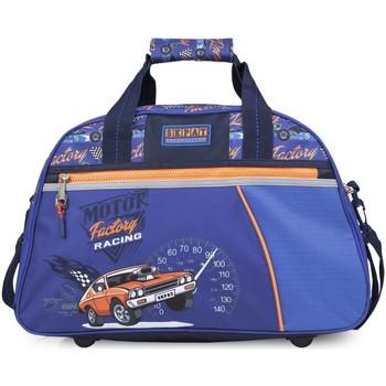 Taschen Jungen Reisetasche Skpat Racing Blau