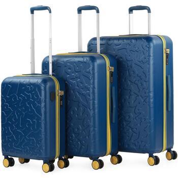 Taschen Hartschalenkoffer Lois Zion Blau