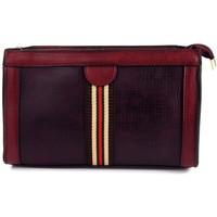 Taschen Damen Geldtasche / Handtasche Bienve Damenzubehör  sy632 burgundy Rot