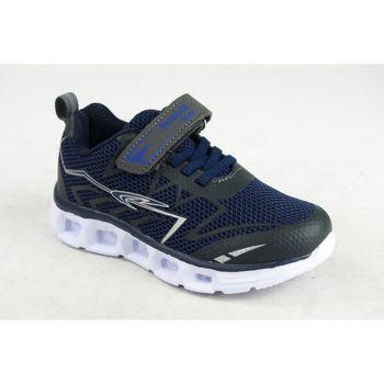 Schuhe Jungen Multisportschuhe Bubble Bobble BOBBLE a2597 blau Blau