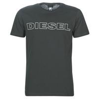 Kleidung Herren T-Shirts Diesel UMLT-JAKE Grau