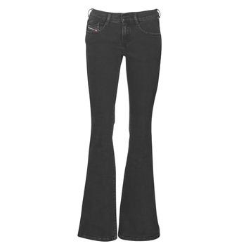 Kleidung Damen Bootcut Jeans Diesel EBBEY Blau