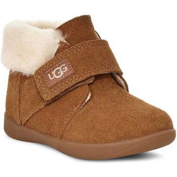 Schuhe Kinder Boots UGG NOLEN Marron