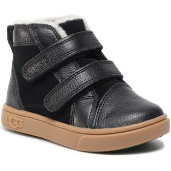 Schuhe Kinder Sneaker High UGG RENNON 2 Noir