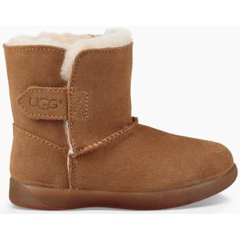 Schuhe Kinder Schneestiefel UGG KEELAN Marron