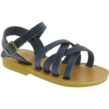 Schuhe Herren Sandalen / Sandaletten Attica Sandals HEBE NUBUK BLUE blu