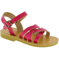 Schuhe Mädchen Sandalen / Sandaletten Attica Sandals HEBE CALF FUXIA Fucsia