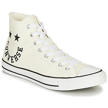 Schuhe Sneaker High Converse Chuck Taylor All Star Chuck Taylor Cheerful Weiss