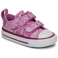 Schuhe Mädchen Sneaker Low Converse CHUCK TAYLOR ALL STAR 2V UNDERWATER PARTY Rose